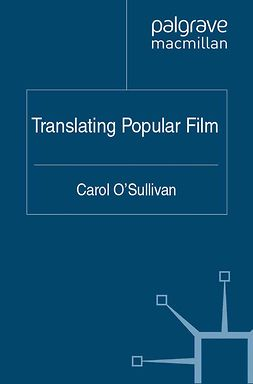 O'Sullivan, Carol - Translating Popular Film, e-kirja