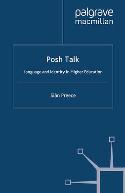 Preece, Siân - Posh Talk, e-bok