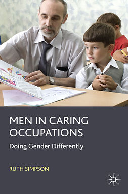 Simpson, Ruth - Men in Caring Occupations, ebook