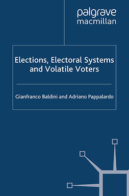 Baldini, Gianfranco - Elections, Electoral Systems and Volatile Voters, ebook