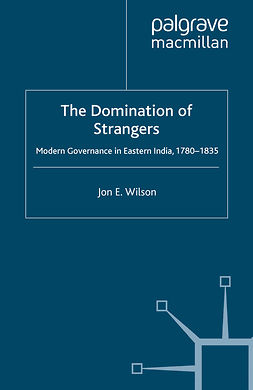 Wilson, Jon E. - The Domination of Strangers, ebook