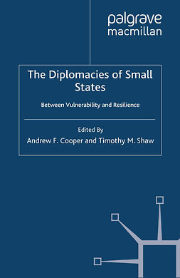 Cooper, Andrew F. - The Diplomacies of Small States, e-bok