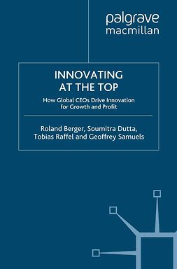 Berger, Roland - Innovating at the Top, ebook