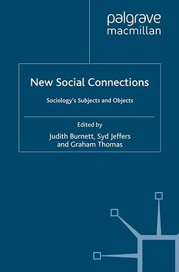 Burnett, Judith - New Social Connections, ebook