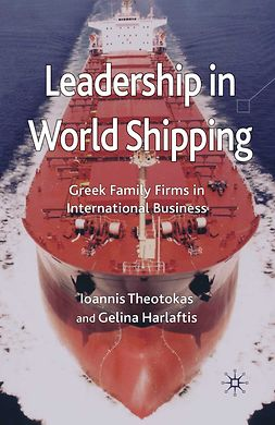 Harlaftis, Gelina - Leadership in World Shipping, ebook