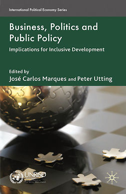 Marques, José Carlos - Business, Politics and Public Policy, ebook
