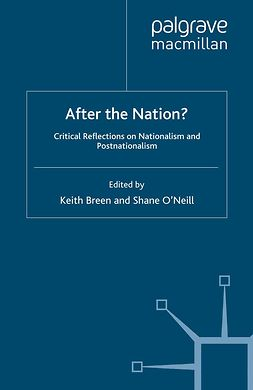 Breen, Keith - After the Nation?, ebook