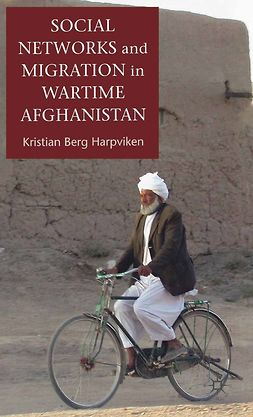 Harpviken, Kristian Berg - Social Networks and Migration in Wartime Afghanistan, e-bok