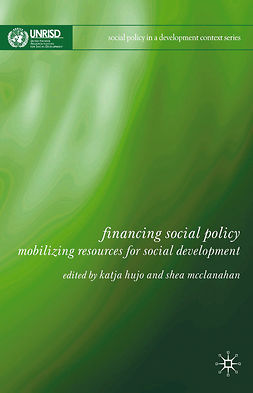 Hujo, Katja - Financing Social Policy, ebook