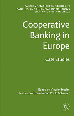 Boscia, Vittorio - Cooperative Banking in Europe, ebook