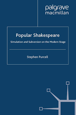 Purcell, Stephen - Popular Shakespeare, ebook