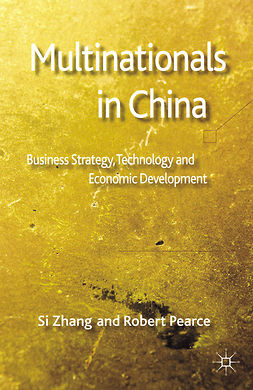 Pearce, Robert - Multinationals in China, ebook