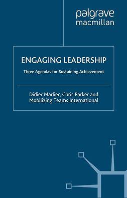 Marlier, Didier - Engaging Leadership, ebook