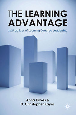 Kayes, Anna - The Learning Advantage, ebook
