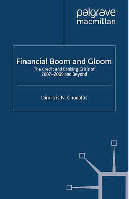 Chorafas, Dimitris N. - Financial Boom and Gloom, ebook