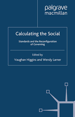 Higgins, Vaughan - Calculating the Social, e-kirja