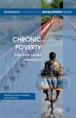 Brunt, Julia - Chronic Poverty, ebook