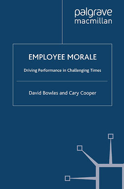Bowles, David - Employee Morale, ebook