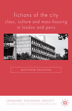 Taunton, Matthew - Fictions of the City, ebook