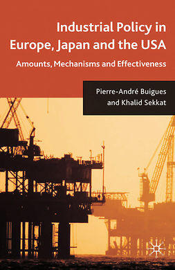 Buigues, Pierre-André - Industrial Policy in Europe, Japan and the USA, ebook