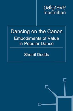 Dodds, Sherril - Dancing on the Canon, e-bok