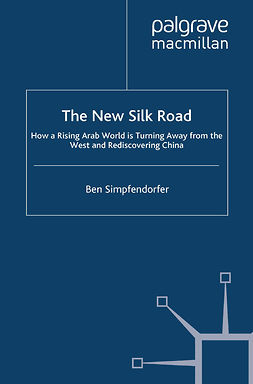 Simpfendorfer, Ben - The New Silk Road, ebook
