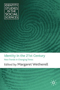 Wetherell, Margaret - Identity in the 21st Century, e-bok