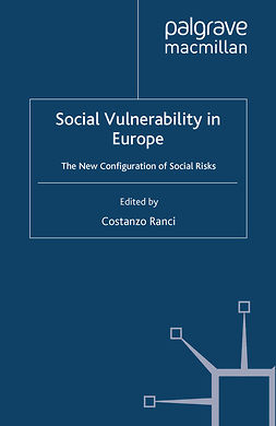 Ranci, Costanzo - Social Vulnerability in Europe, e-kirja