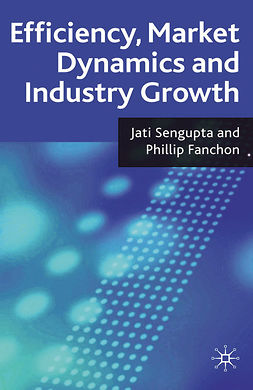Fanchon, Phillip - Efficiency, Market Dynamics and Industry Growth, e-kirja