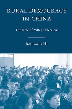 He, Baogang - Rural Democracy in China, e-kirja