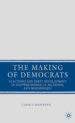 Manning, Carrie - The Making of Democrats, ebook