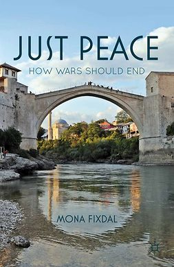 Fixdal, Mona - Just Peace, ebook