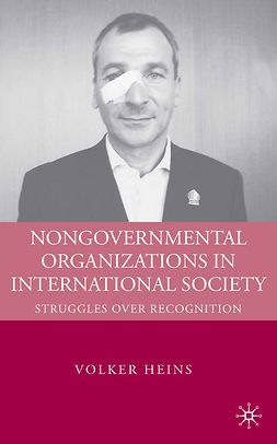 Heins, Volker - Nongovernmental Organizations in International Society, ebook