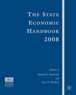 Anderson, Patrick L. - The State Economic Handbook 2008 Edition, ebook