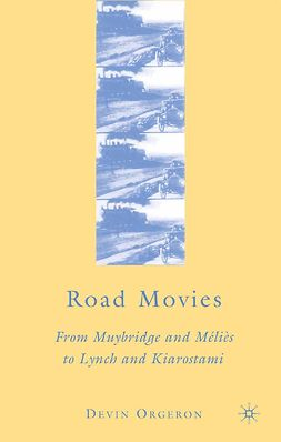 Orgeron, Devin - Road Movies, e-bok