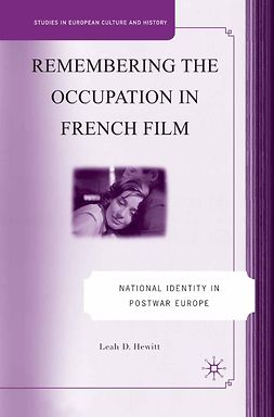 Hewitt, Leah D. - Remembering the Occupation in French Film, ebook