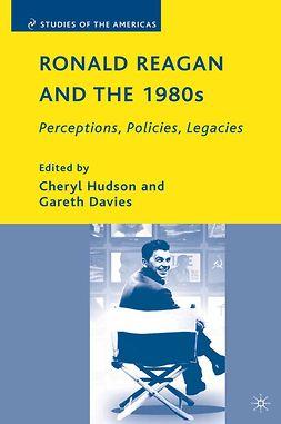 Davies, Gareth - Ronald Reagan and the 1980s, e-kirja