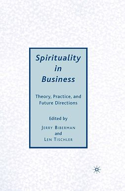 Biberman, Jerry - Spirituality in Business, ebook