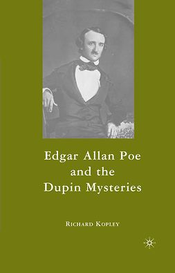 Kopley, Richard - Edgar Allan Poe and the Dupin Mysteries, ebook