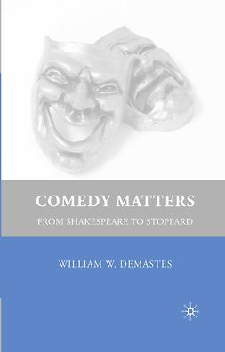 Demastes, William W. - Comedy Matters, ebook