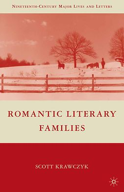 Krawczyk, Scott - Romantic Literary Families, ebook