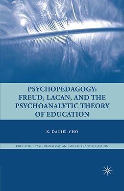Cho, K. Daniel - Psychopedagogy, ebook