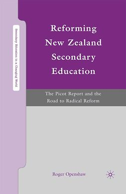 Openshaw, Roger - Reforming New Zealand Secondary Education, ebook