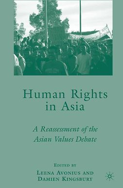 Avonius, Leena - Human Rights in Asia, e-bok