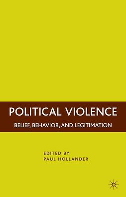 Hollander, Paul - Political Violence, e-bok