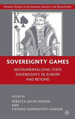 Adler-Nissen, Rebecca - Sovereignty Games, e-kirja