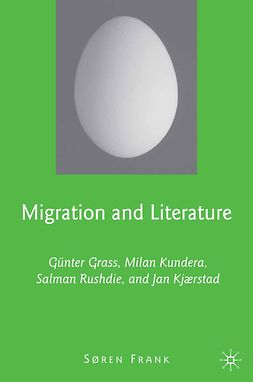 Frank, Søren - Migration and Literature, e-bok