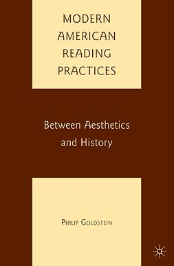 Goldstein, Philip - Modern American Reading Practices, ebook