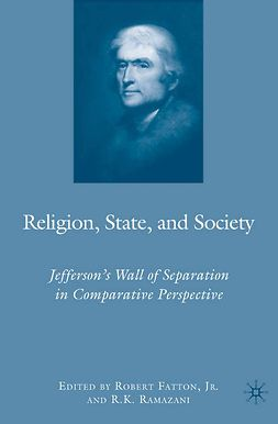 Fatton, Robert - Religion, State, and Society, e-kirja