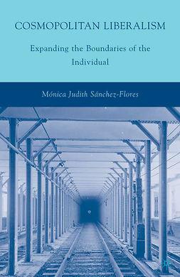 Sánchez-Flores, Mónica Judith - Cosmopolitan Liberalism, e-bok